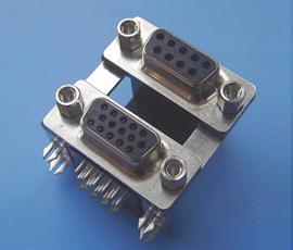 D-SUB连接器