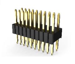 PH1.27x2.54mm Pin Header